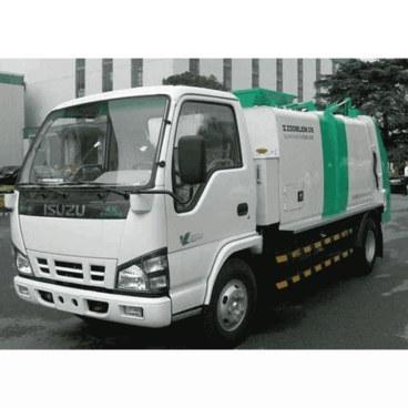 中联重科ZLJ5070TCAQLE4餐厨垃圾车