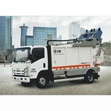 中联重科ZLJ5100ZYSE4垃圾车高清图 - 外观
