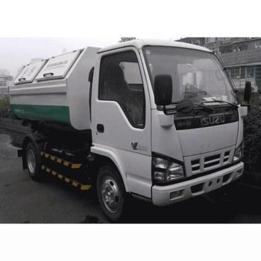 中联重科ZLJ5070ZXXQLE4生活垃圾收集车