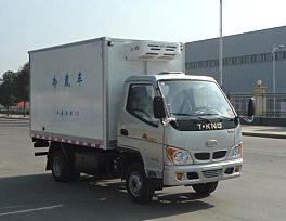 东风ZB5034XLCBDC3F冷藏车
