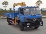 东风EQ5160JSQZZ4D型随车起重运输车