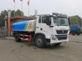 东风XZL5167GPS5绿化喷洒车
