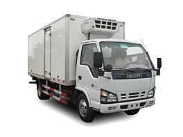 东风CLW5040XLCQ4冷藏车