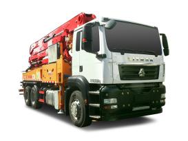 三一重工SYM5283THBDZ 380C-8泵车