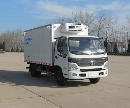 东风BJ5049XLC-F1冷藏车