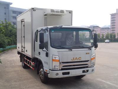 东风HFC5040XLCP73K3B4冷藏车