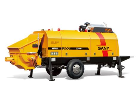 三一重工HBT6013C-5S柴油機拖泵