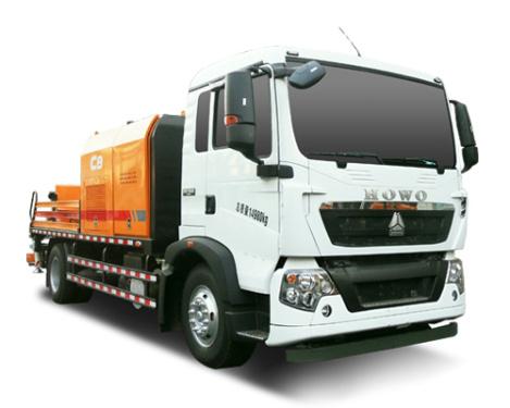 三一重工SYM5151THB-11020C-8GE车载泵