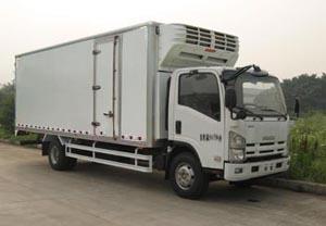 东风QL5090XLC9MARJ冷藏车