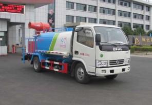 东风XZL5071GPS4绿化喷洒车