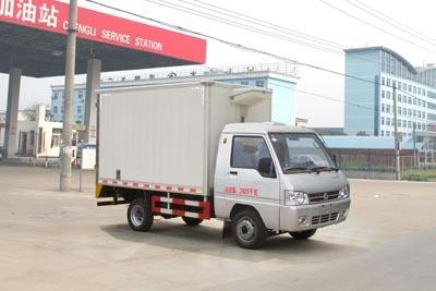 东风CLW5031XLC4冷藏车