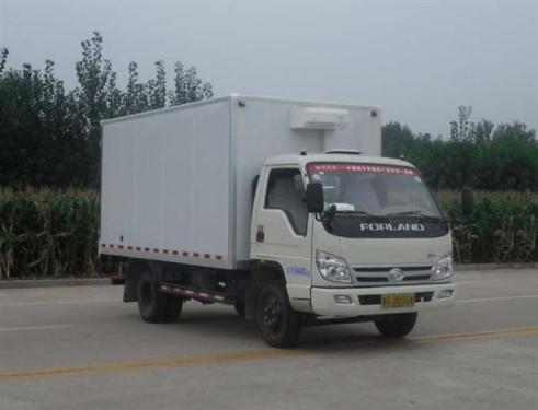 东风BJ5043XLC-L1冷藏车