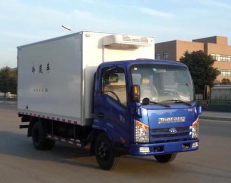 东风ZB5040XLCKDD6F冷藏车