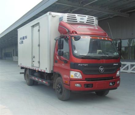 东风BJ5089XLC-FB冷藏车