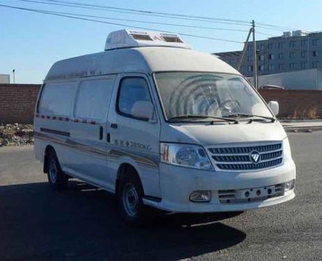 东风BJ5036XLC-XA冷藏车