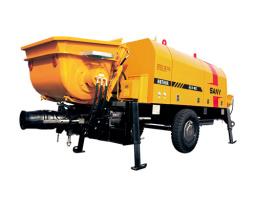 三一重工HBT6006A-5电动机混凝土拖泵