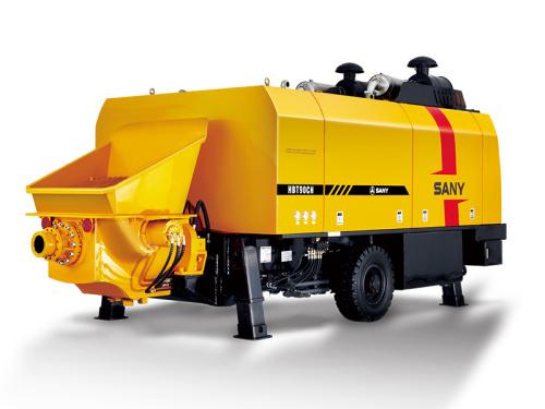 三一重工HBT9050CH-5D超高压拖泵