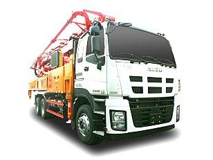 三一重工SYM5337THBDW 490 C9C9系列混凝土泵车