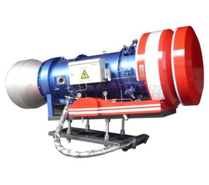 南方路机NZB5000NZB轻重油两用燃烧器