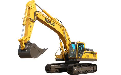 山东临工E6360F挖掘机