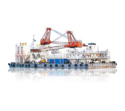 南方路机HZS系列海工混凝土搅拌站