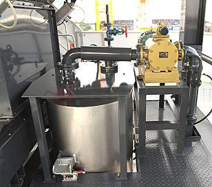 南方路机LB4000/LB4000+RLB2000泡沫沥青温拌技术