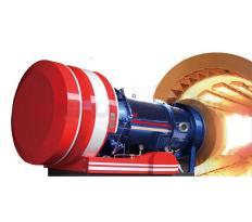南方路机NZGOB5000NZGOB油气两用燃烧器