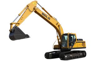 山东临工E6225F挖掘机