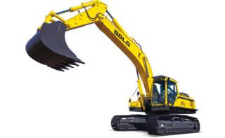 山东临工E6400F挖掘机
