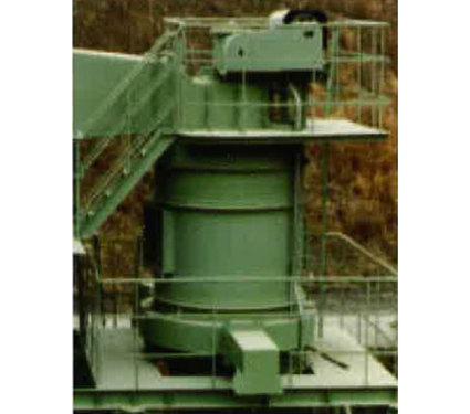 南方路机NHS-2400NHS细粉分离设备