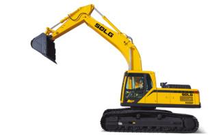 山东临工E6300F挖掘机