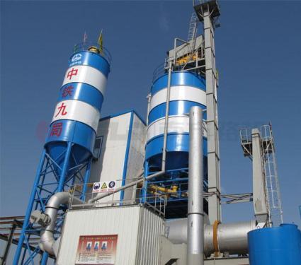 南方路机FBZ2000站式干混砂浆搅拌设备