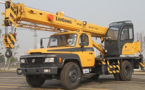 柳工TC80A3(国IV) 汽车起重机