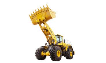 山东临工L9120F12吨级轮式装载机高清图 - 外观