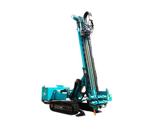 山河智能SWMD97多功能锚杆钻机高清图 - 外观