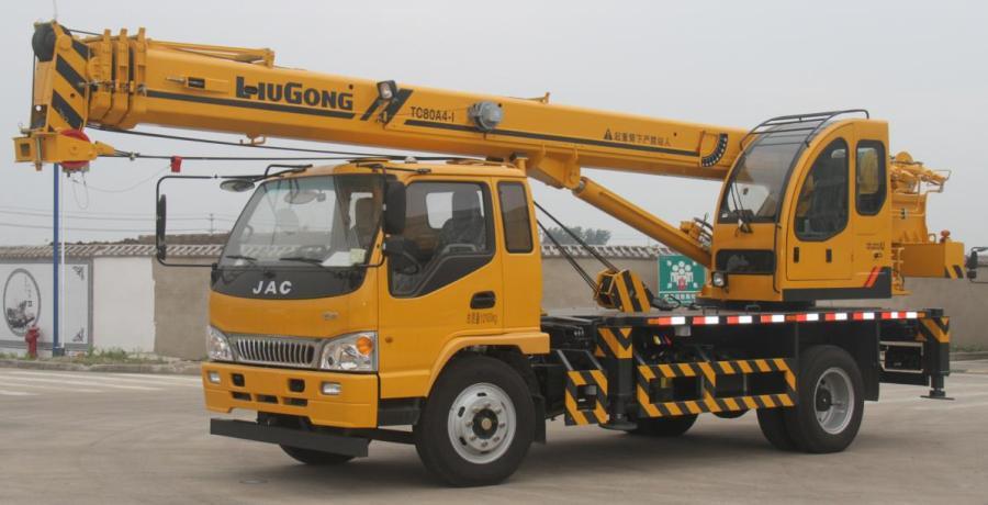 柳工TC80A4-I(国V) 汽车起重机