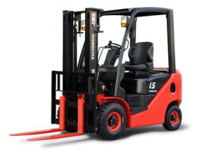 杭叉XF系列(New)1-3.5吨内燃平衡重式叉车高清图 - 外观