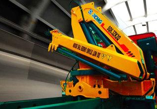 徐工SQ6.3ZK2Q折臂式随车起重机高清图 - 外观
