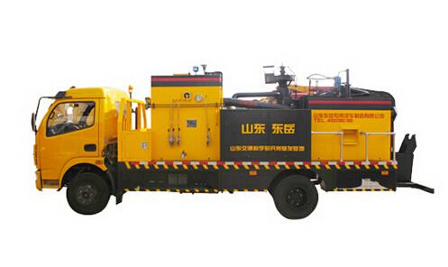 圣岳SDZ5084TXB沥青路面热再生修补车
