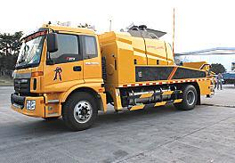 柳工HBC11014195E混凝土车载泵