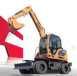 雷道LD85B挖掘机
