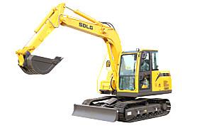 山东临工E680F挖掘机