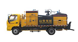 圣岳SDZ5083TXB沥青路面热再生修补车