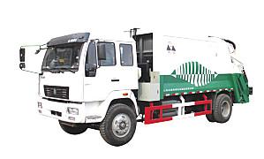 圣岳SDZ5084ZYS压缩式垃圾车