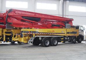 柳工HDL5420THB5264E混凝土泵车
