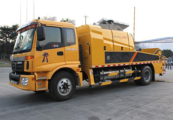 柳工车载泵