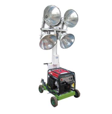 圣岳照明机械大全
