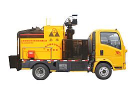 圣岳SDZ5047TXB沥青路面热再生修补车