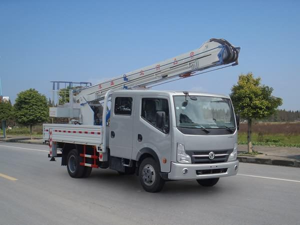江特JDF5052JGK4高空作业车高清图 - 外观