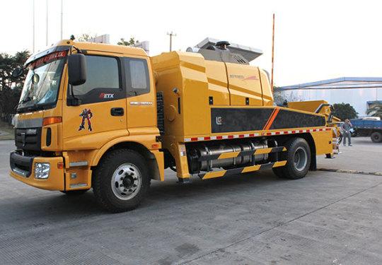 柳工HBC9023206E混凝土车载泵